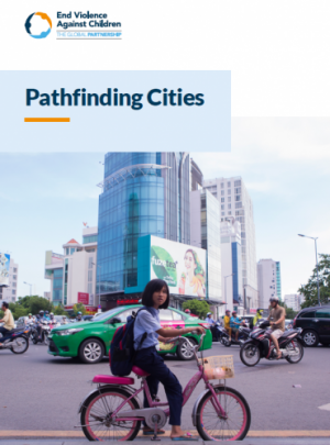 A thumbnail of the pathfinding cities report.